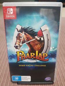 Phar Lap Nintendo Switch NEW & SEALED - PharLap - Fast n Free Post Horse Racing