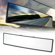 New Car 300mm Wide Curve Convex Interior Reflector Panoramic Rear View Mirror HD