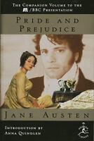 Pride and Prejudice (Modern Library) by Austen, Jane