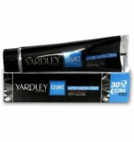 2 X 70 gm Of Elegance Lather Shaving Cream Classic Smooth Shave From Yardley