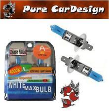 Xenon Lampen Birnen 55W White Max Bulb H1 weiß-blau Polizeischreck Halogenlampe