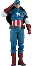 Marvel Classic Captain America Sixth Scale Action Figure Sideshow Collectibles