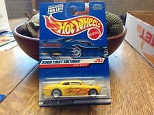 Hot wheels 2000 First Edition Shoe Box   26/36