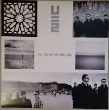 "U2 ""No Line On The Horizon"" 18 x 18 cardboard promotional flat"