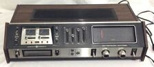 Vintage GE General Electric 8 Eight Track Recorder AM FM Stereo SC2310B NICE
