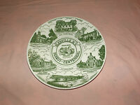 VINTAGE 1820-1970 GLENVILLE NY SESQUI-CENTENNIAL COLLECTOR PLATE