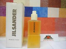 VINTAGE JIL SANDER WOMAN PURE Eau De Toilette 3.4 OZ / 100 ML NEW TE3TER NO CAP