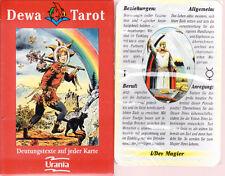 Dewa Tarot – Deutungstexte auf jeder Karte – rar, ovp!
