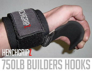 Builders Glove Wrist Hook - Heavy Lifting Scaffold Construction Building Safety
