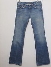 Seven For All Mankind Jeans, Woman's Size 30/31 Measured, Tag size 27, Inv#F3281