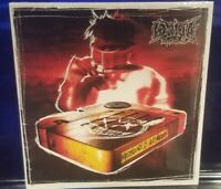 Ouija Macc - Resistance 2: Hell's Holotape CD SEALED insane clown posse juggalo