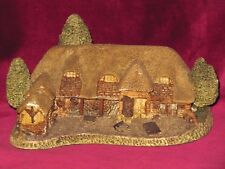 TYTHE BARN BY DAVID WINTER 1981 GREAT BRITAIN COLLECTABLE ORNAMENT