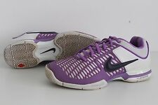 Genuine NIKE AIR Zoom Breathe 2K10 Purple Lace Up Tennis Trainers Size UK 5.5