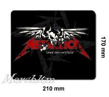 Metallica, A - Alfombra de raton, Alfombrilla, Mouse pad, Mat