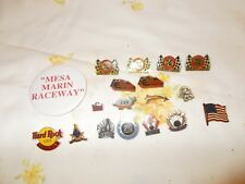 Collectabe Pins-Lot of 18