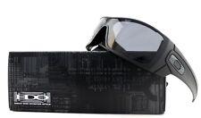 POLARIZED NEW Authentic OAKLEY BATWOLF Matte Black Grey Sunglasses OO 9101-04