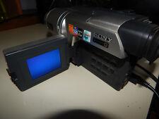 Sony Handycam CCD-TRV308 Hi-8 Camcorder Video Camera vhs transfer tested WORKS