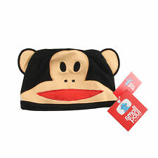 Paul Frank Small Paul $27.50 Julius Kids Hat Cap Monkey Ears Beanie Cotton NWT