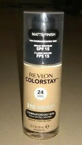 Revlon Colorstay Makeup for Combination/Oily Skin SPF 15 #310 Warm Golden