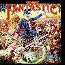 Elton John - Captain Fantastic And The Brown Dirt Cowboy [VINYL]