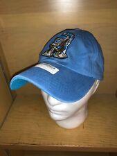 STAR WARS R2D2 Blue Weathered Cotton Adjustable Hat Cap