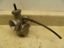 Honda 125 CR CR125R CR125-R Used Engine Carb Carburetor 1988 HB251