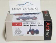 Artitec 1/87 (H0): 10.337 Tractor Fordson Dexta - Resinbausatz