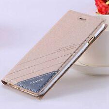 Coque Housse Etui Porte-carte Rabattable Classique Antichocs pour iPhone Samsung