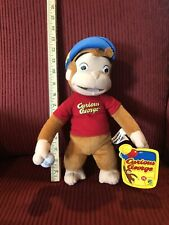 Curious George Plush New W/ Tag 13""