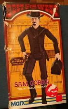 MARX Johnny West Best of the West SAM COBRA w/box, instructions and accessories