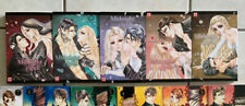 Midnight Spell - Tomu Ohmi - Manga komplett Band 1 2 3 4 5 abgeschlossen - Top