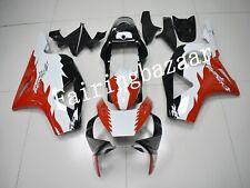 Fit for CBR954RR 2002 2003 Black White Red ABS Injection Bodywork Fairing Kit