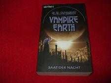 E. E. Knight - VAMPIRE EARTH - Saat der Nacht - Band 4