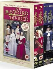 By The Sword Divided - Series 1-2- Complete  8-Disc Box         Fast  Post