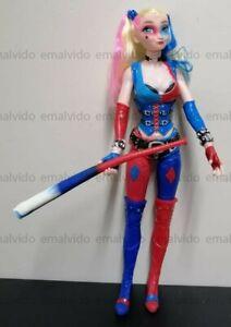 "HARLEY QUINN 18"" Mexican Bootleg figure Suicide Squad DC Comics Mexico Joker"