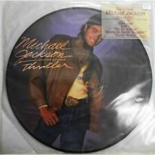 Michael Jackson Official Thriller Picture Disc 8E8-38867 Brand New in Sleeve