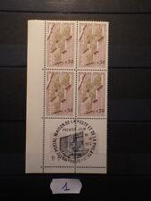 Bloc 4 timbres Yt 1782 Mi 1862 (1973) Neufs MNH ** Cachet 1er Jour FDC Marges