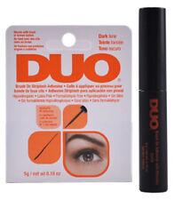 DUO BRUSH ON Striplash Adhesive Eyelash Glue  / BLACK DARK