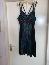 Nicowa  Elegant Sommer Abend  Kleid Gr.36/38 mit  Seide