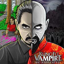 Kung Fu Vampire : Re-Animated CD