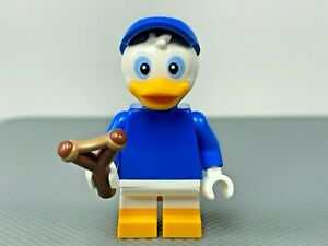 LEGO Dewey Duck Disney Minifigure Series 2 CMF 71024 with Slingshot