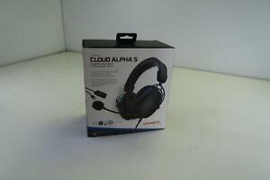 HyperX Cloud Alpha Gaming Headset - Black