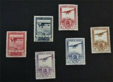 nystamps Spain Stamp # C7//C15 Mint OG H $49