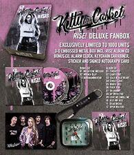 KITTY IN A CASKET - RISE (BOX-SET)  2 CD NEU