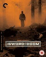 The Sword Of Doom  The Criterion Collection [Bluray] [Region Free] [DVD]