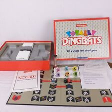 Vintage 1990 Totally Dingbats Board Game by Waddingtons 100% Complete