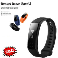HUAWEI Honor Band 3 Smart Armband Uhr Heart Rate Monitor Smartwatch Tracker NFC