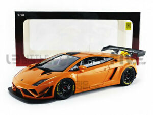 AUTOart 1/18 - LAMBORGHINI GALLARDO GT3 FL2  - 2013 - 81357