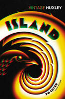 Island, Aldous Huxley, Used Excellent Book