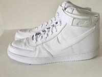 589ba9c96ddce4 Air Jordan 5 Retro GS  Grape  2013 White 4…  138.05. Free shipping. Nike  Vandal High Supreme Leather White NIB AH8518-100 Mens Size 14 VERY RARE